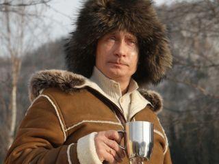concepto en movimiento: Tras la caza de Putin...