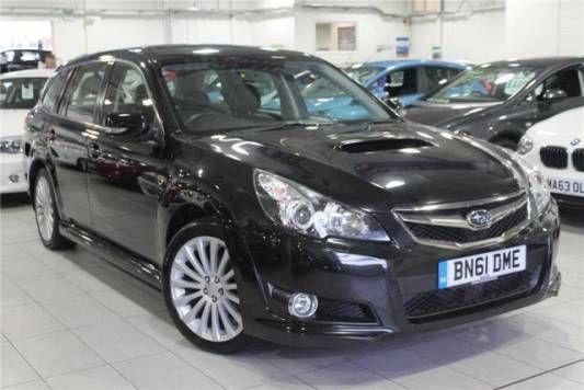 Used 2011 (61 reg) Black Subaru Legacy 2.0D SE 5dr for sale on RAC Cars