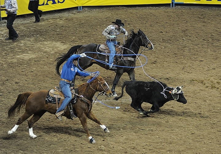 National Finals Rodeo Team Roping Let S Rodeo