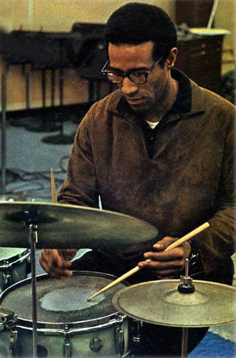 Max Roach, the Jazz great