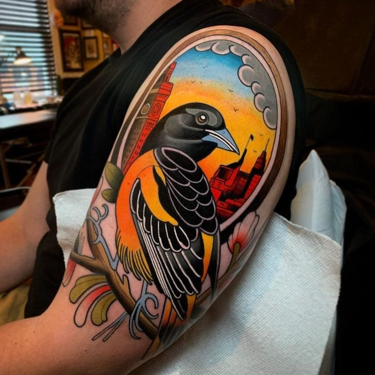 best tattoo artist in harford county md