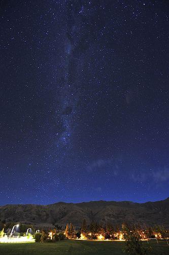 Milky way, Wanaka New Zealand