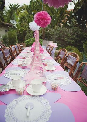 Fancy Nancy Birthday party ideas So easy, and so much fun....links included to save you time!