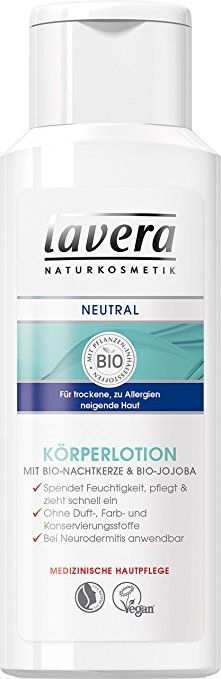 lavera Neutral Body Lotion 200ml