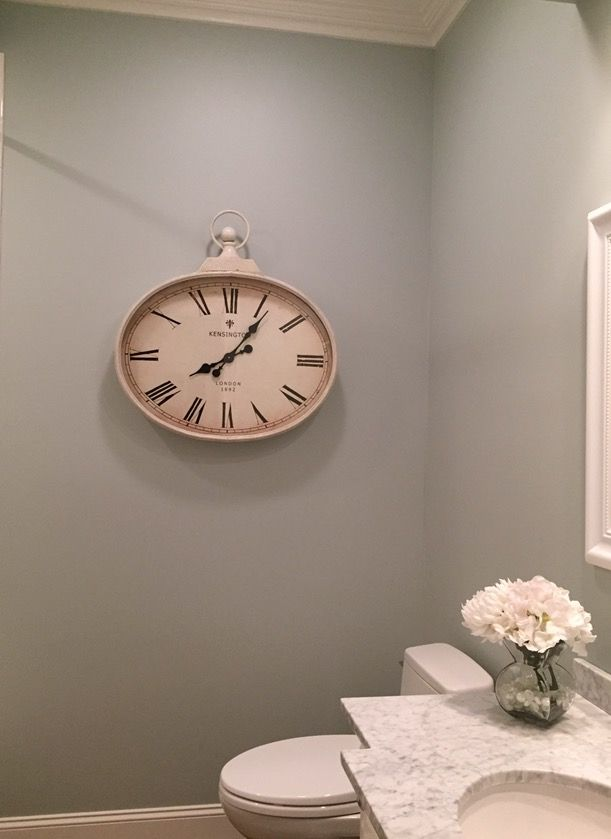 Bathroom Wall Clocks: 25+ Best Ideas About Benjamin Moore Quiet Moments On