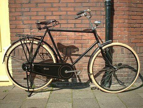 Gazelle fiets 1958