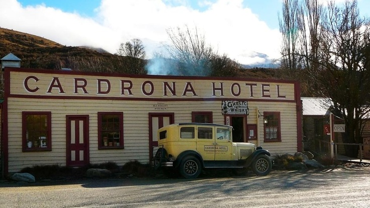 Cardrona Pub & Hotel, Cardrona