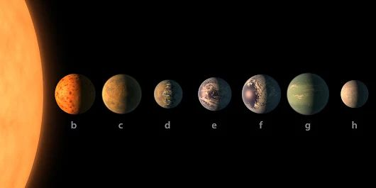 Kepler Telescope Spies Details of TRAPPIST-1 System's Outermost Planet A Univ...