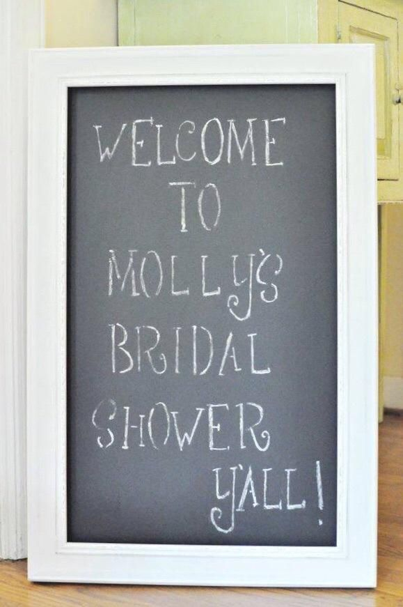 Check out these bridal shower ideas and