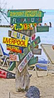 Visit Rum Point in Grand Cayman...my favorite place in the world!