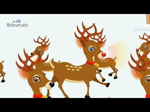 ▶ Rudolph the Red-Nosed reindeer - Christmas songs for kids - YouTube