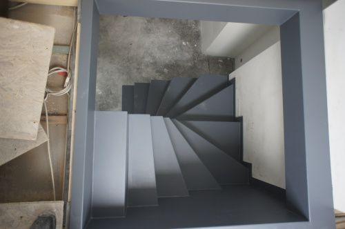 die besten 25 raumspartreppen ideen nur auf pinterest treppe dachboden loft schrank und. Black Bedroom Furniture Sets. Home Design Ideas