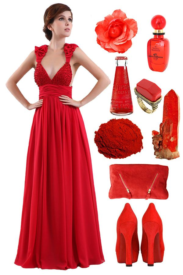 Sexy & Empire Beading Dress -- Cherishdress. Pllease click to http://www.cherishdress.com/