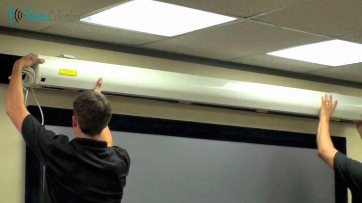 elevador-electrico-para-ocultar-video-beam-en-el-techo