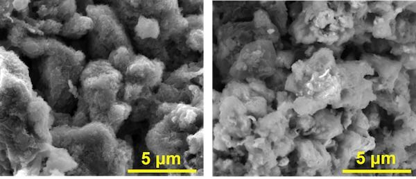 """Rice University adds a bit of asphalt to speed lithium metal battery charging by 20 times - """"What is equally remarkable is that we can bring them from zero charge to full charge in five minutes rather than the typical two hours or more needed with other batteries."""" http://ift.tt/2kklBGT"""
