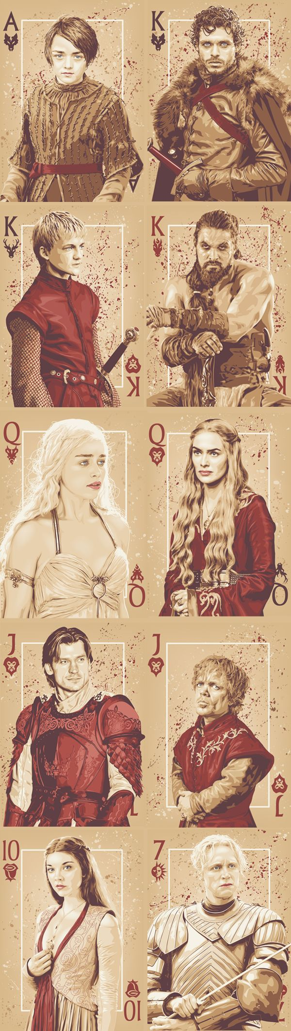 25 best ideas about jorah game of thrones on pinterest game of - Game Of Thrones Playing Cards
