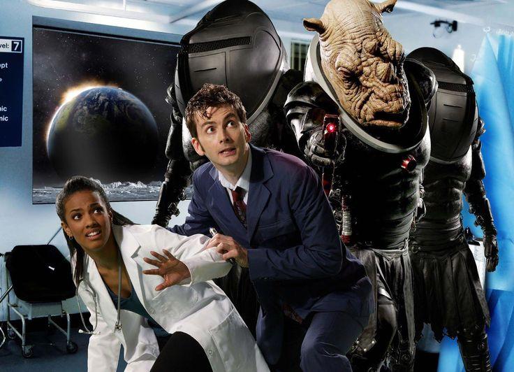 Doctor Who: Martha Jones and the Doctor