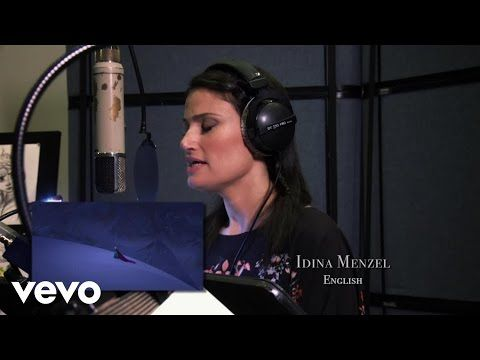 """Let It Go - Behind The Mic Multi-Language Version (from """"Frozen"""") - YouTube"""