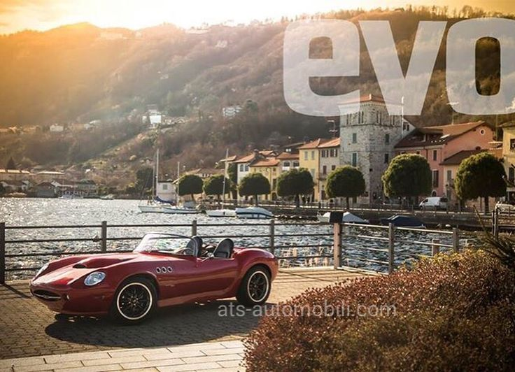Ats Stile50 and evo magazine
