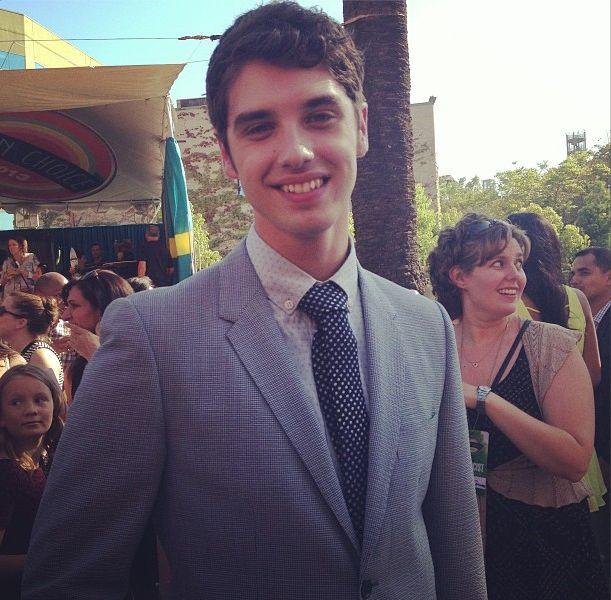 Teen Choice Awards 2013   David Lambert