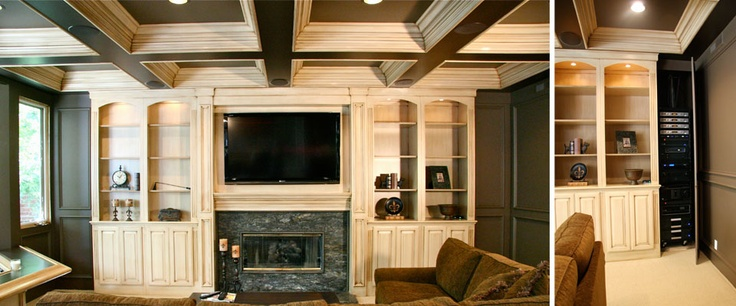 17 Best Images About Family Room Fireplaces On Pinterest