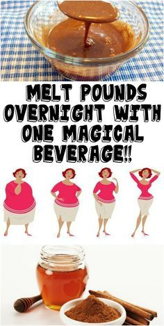 MELT POUNDS OVERNIGHT WITH ONE MAGICAL BEVERAGE!!