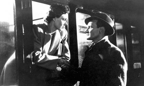 Brief Encounter, 1945. Read our review of the Other Cinema's showing of this masterpiece at the Troxy Cinema here: http://sforzandosalon.wordpress.com/2012/03/02/the-other-cinema-16-february-the-troxy/