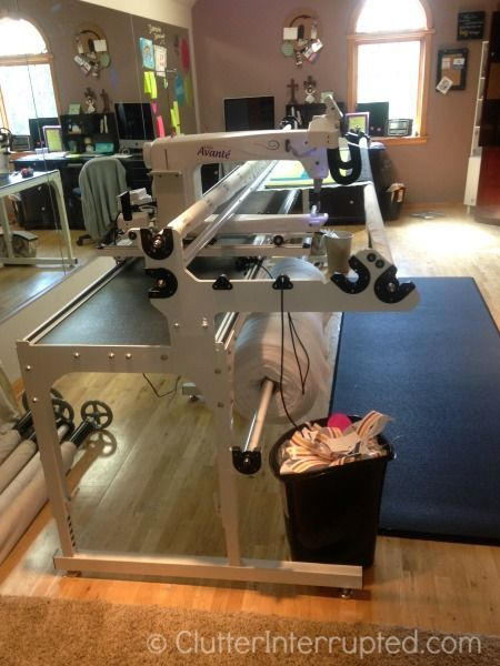 Long Arm Machine Quilting Tips