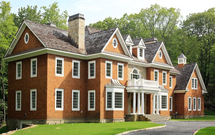 340 Whippoorwill Road Chappaqua, NY 10514 - front of 8 Terrace Circle #exterior #mansions #luxuryliving
