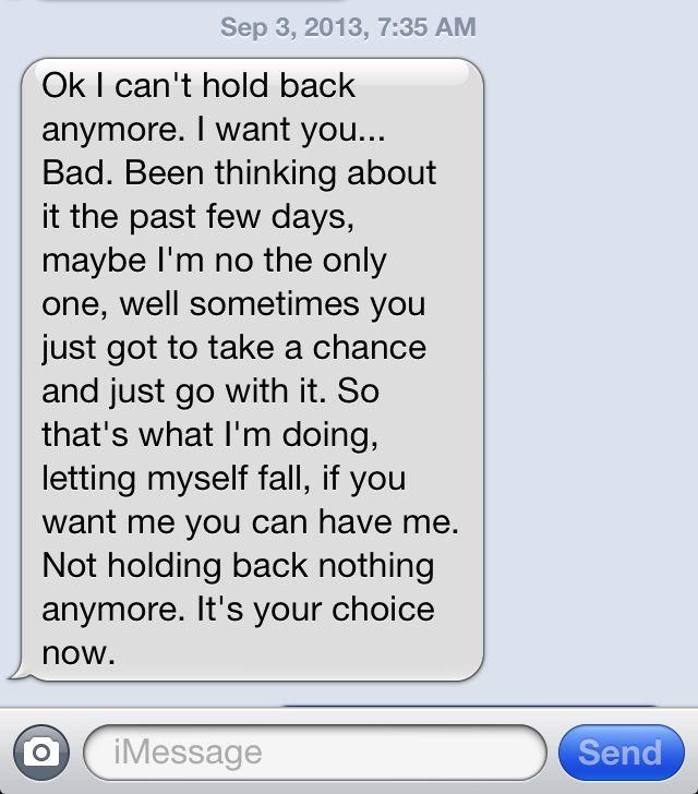 Good mornin texts