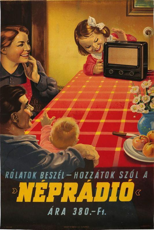 Néprádió 1950