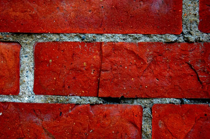 .Red Bricks Wall, Colors Red, Bricks Red Wall, Ruby Red, Vermelho Red, Redbrick, Brick Walls, Candies Red, Red Colours