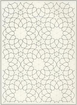 islamic art (Combination of math and art)