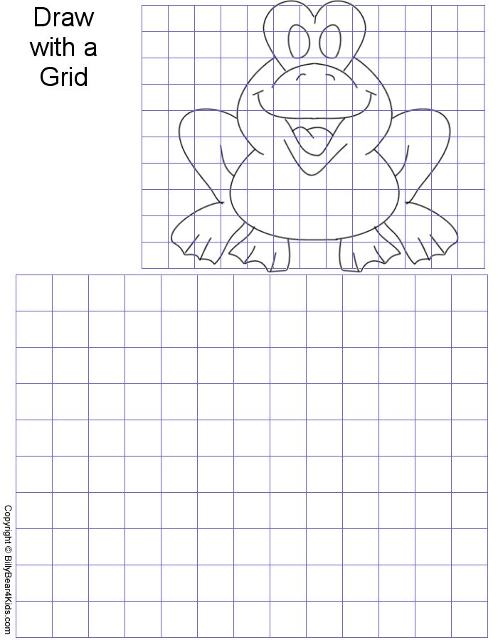 10 Best Adl Grid Drawing Images On Pinterest Art Lessons