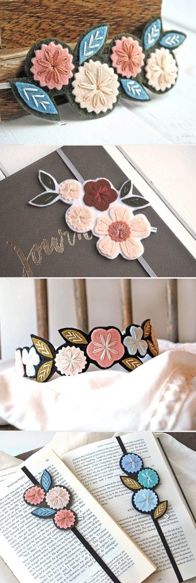 Embroidered items by Love Maude / On the Blog!