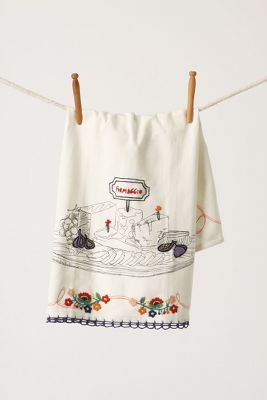 Formaggio Tea Towel, maybe a good wedding favour...