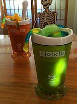Single-Serve Slushy Maker - Zoku Slush & Shake Maker for frozen treats | Solutions