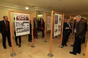 Los 125 años de Diario de Pontevedra, en el Museo Torres