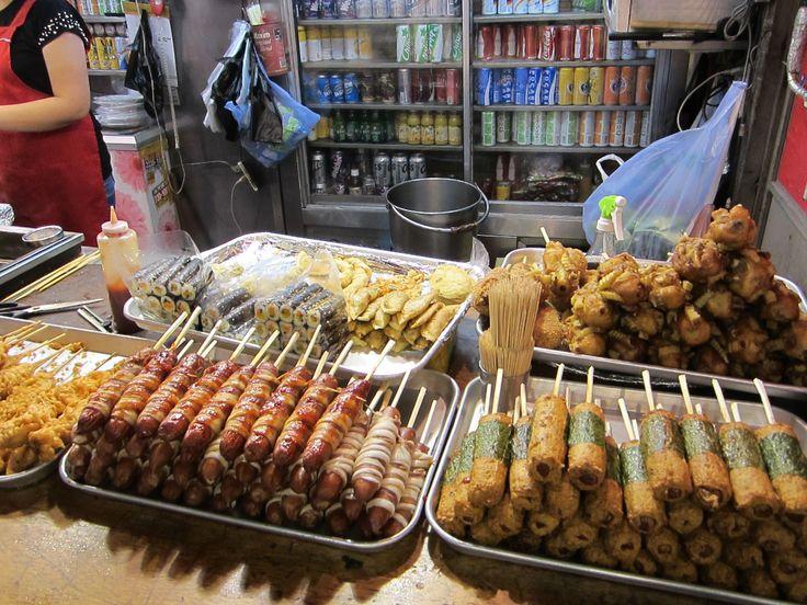 Korean Food Dog
