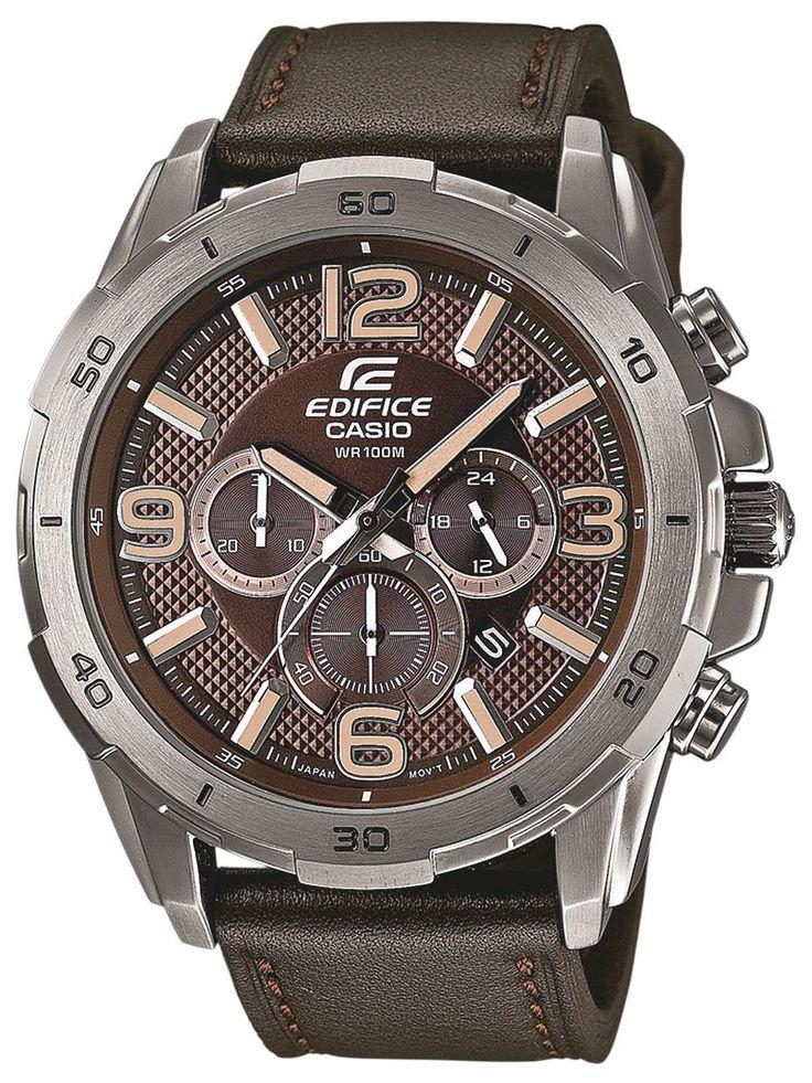 Casio EFR-538L-5AVUEF Edifice Mens Chronograph