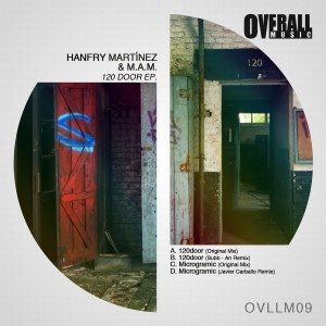 "The nineth Overall Music reference is signed by one of the two partners of this label: Hanfry Martinez (Overall Music, Lowpitch, Esperanza) and a new talented ""made in Canary Islands"": MaM. Two deep house tracks where Hanfry Martinez and MaM showed that there is more than salsa and carnival in the Canary Islands."