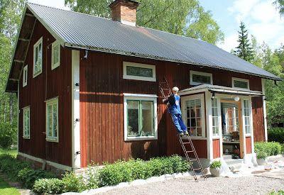 Fru Åberg i Lågbo: juni 2012