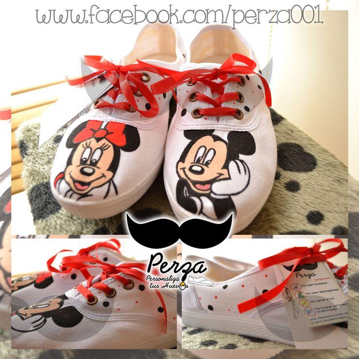 Pisahuevos Mickey And Minnie