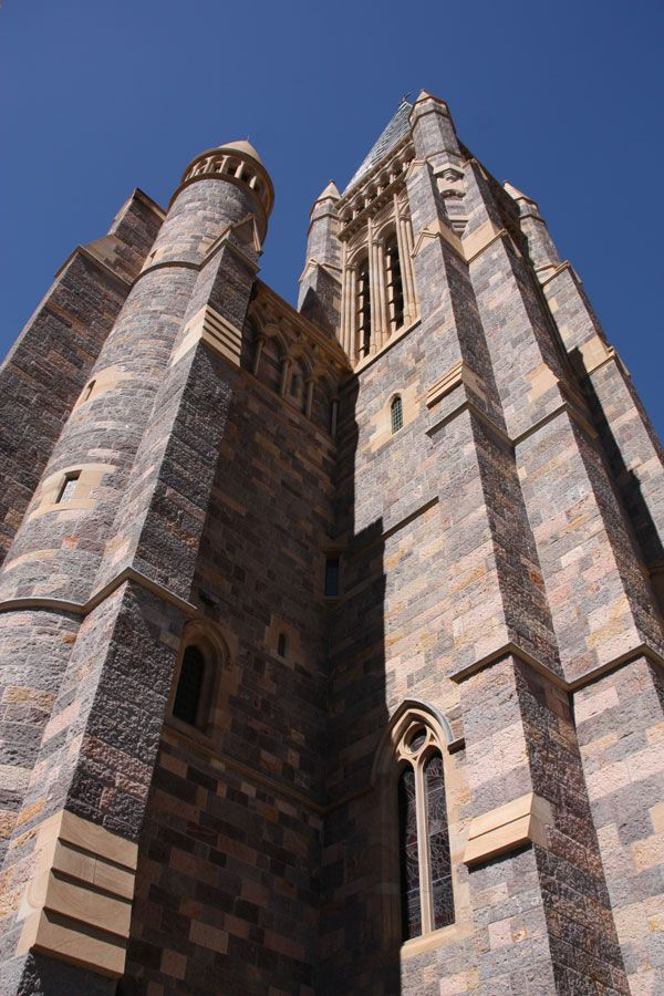 St. John's Cathedral in Brisbane http://maloufdental.com.au/