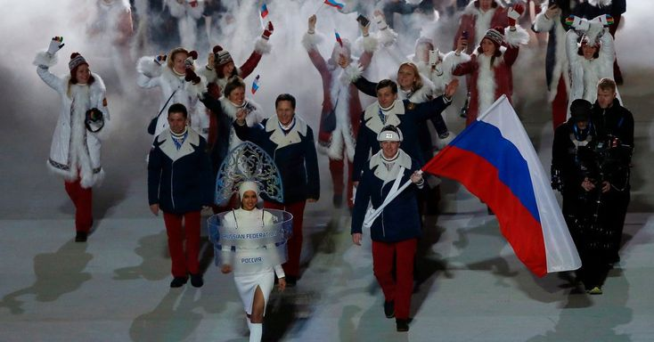 #MONSTASQUADD I.O.C. Gives Russia Major Punishment for Winter Olympics