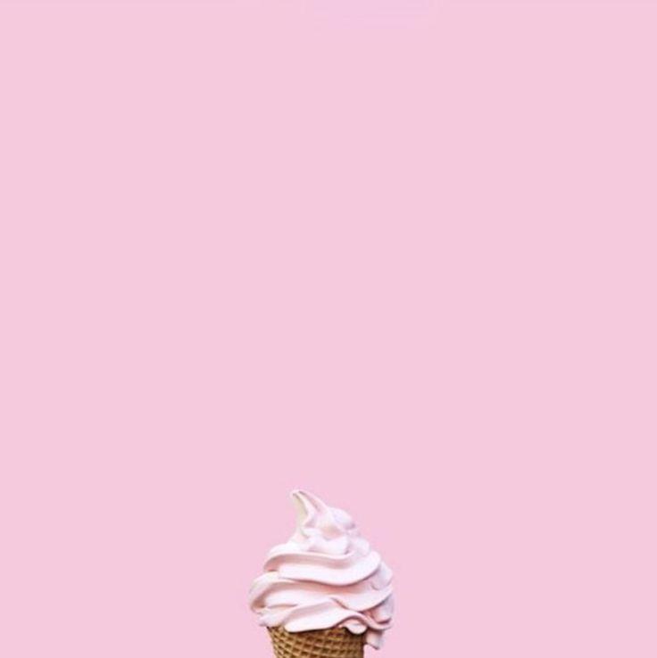 i scream for pink ice cream
