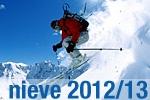 nieve 2012-2013 en el Pirineo