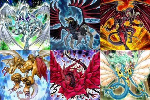 YuGiOh! 5D's Dragons | Geek Zone | Pinterest | Dragon