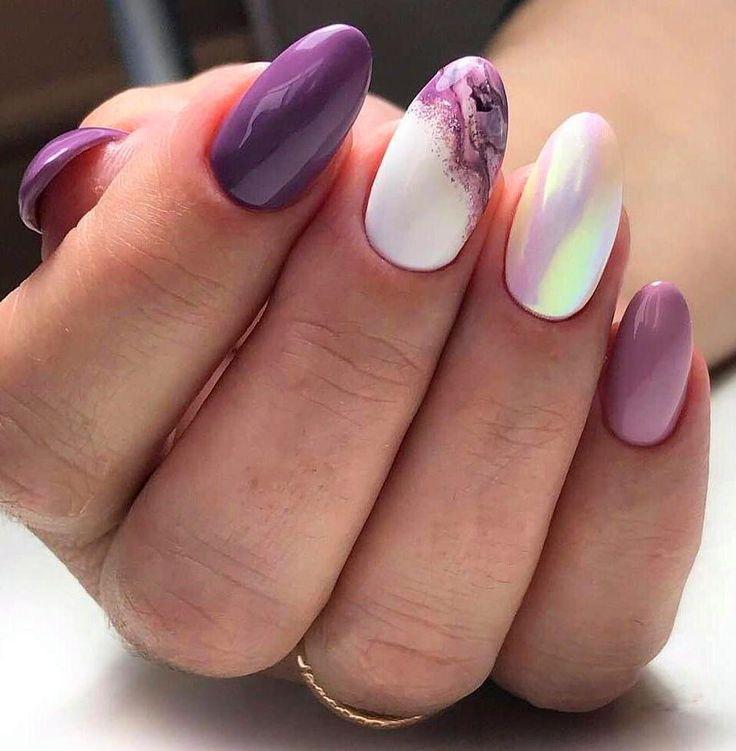55 Top Trending Nail Art 2019