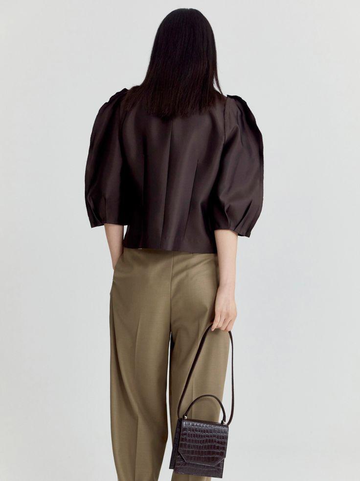 베베 골지 프릴 니트 원피스   멋진 의상, 패션 스타일, 여성 패션